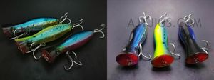 x3 POPPERS TUNA BLUEFIN LURE fishing yellowtail bonito yellow fin jig bluefish stripers surf rod POLE LURE for Sale in La Habra Heights, CA