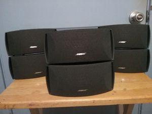 Six Bose Cinemate 3-2-1 Series Speakers for Sale in Portland, OR