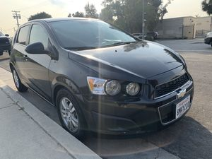 2013 Chevy Sonic Lt Turbo for Sale in Norwalk, CA