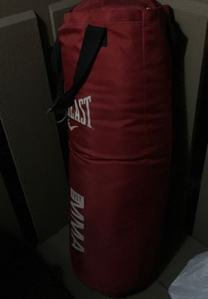 Punching bag for Sale in Garden Grove, CA