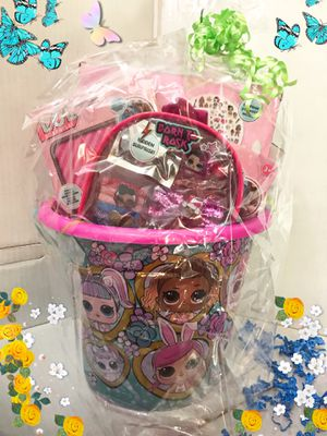 LOL Surprise Gift Easter Basket for Sale in San Antonio, TX