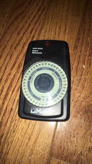Battery Powered Metronome for Sale in Lovettsville, VA