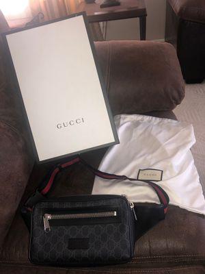 Men Gucci Belt Bag for Sale in Gainesville, VA