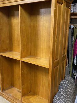 2 Wood Bookshelves for Sale in Marysville,  WA