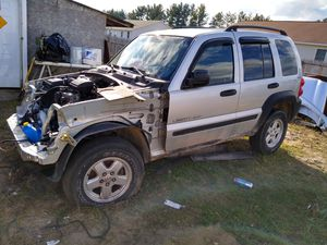 02 jeep liberty sport parting out for Sale in Mancelona, MI