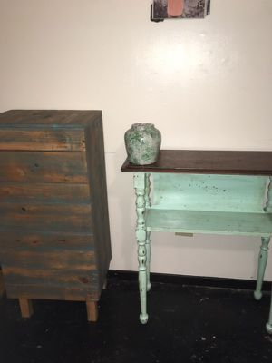 Two antique tables for Sale in Portland, OR