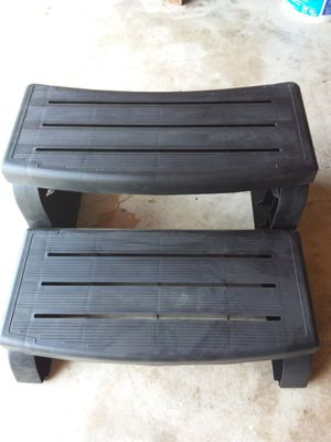 Spa or hot tub steps. for Sale in Oregon City, OR
