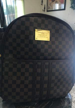 Louie vuttion backpack for men or women for Sale in Anaheim, CA