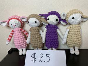 Handmade Dolls/animals for Sale in Vallejo, CA