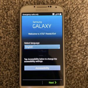 AT&T Samsung Galaxy S4 for Sale in Cleveland, OH