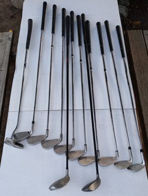 Golf Clubs. Set of 12. Mixed Brands. Xlent Cond! for Sale in City of Industry, CA