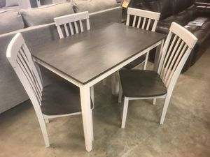New Table & 4 Chairs 💥💥 AVAILABLE NOW for Sale in Virginia Beach, VA