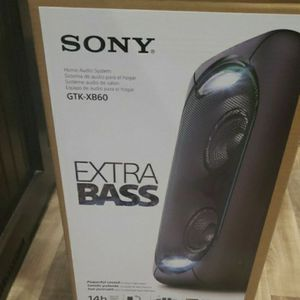 Sony Bluetooth Speaker for Sale in Chesapeake, VA