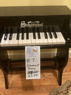 Schoenhut Piano And Stool for Sale in Irwin,  PA