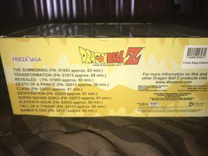 Frieza saga, Dragonball z vintage tapes (original broadcast) for Sale in Norfolk, VA