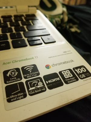 Acer Chromebook 11 for Sale in St. George, UT