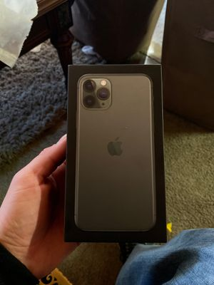 iPhone. 11 pro. 256gb Brand new in the box unlocked for Sale in Vallejo, CA