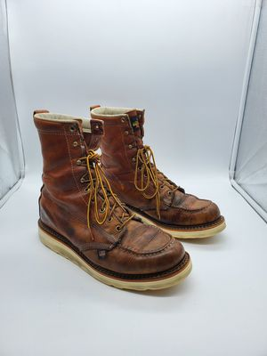 Men's Thorogood Soft Toe Work Boots Size 10 for Sale in Pico Rivera, CA