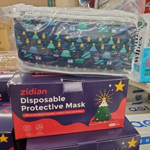 Disposable Face Mask 50 Pcs for Sale in Garden Grove, CA