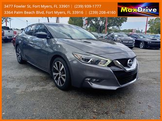 2017 Nissan Maxima for Sale in Fort Myers,  FL