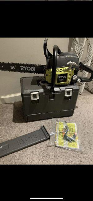 16 inch Ryobi chainsaw for Sale in Oak Ridge, TN