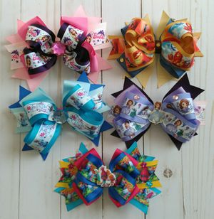 Character Hair Bow Bundle for Sale in San Antonio, TX