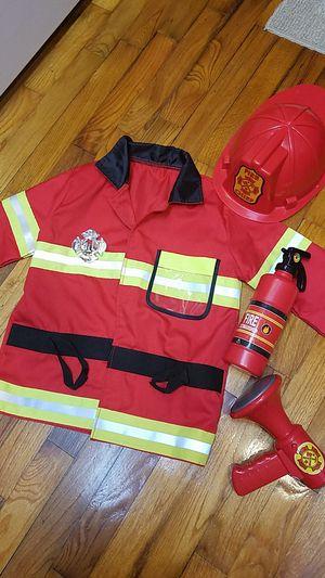 Kids Firefighter costume for Sale in Odessa, FL