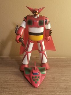 VINTAGE 1999 Kaiyodo GETTER ROBO Figure for Sale in South Bend,  WA