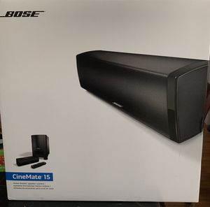 Bose Cinemate 15 Home Theater System for Sale in Los Angeles, CA