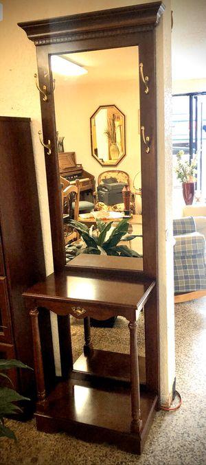 Hall tree/ hallway console for Sale in Longwood, FL
