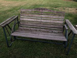 Rocking Bench for Sale in Virginia Beach, VA