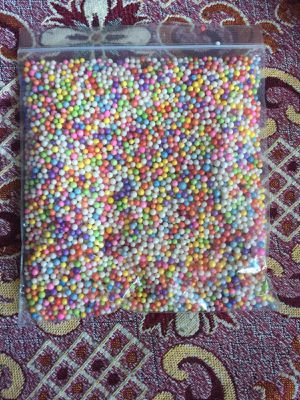 Rainbow floam beads for Sale in Brooklyn, NY