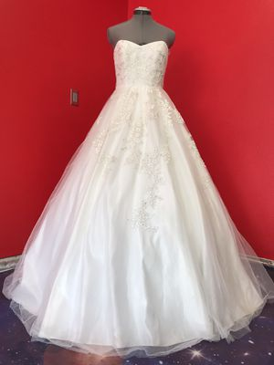 Wedding dress David's Bridal for Sale in Federal Way, WA
