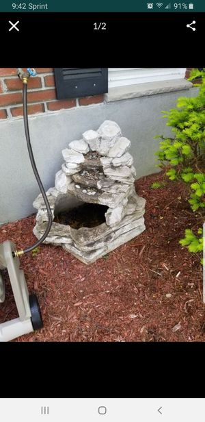 Fountain large for Sale in Westborough, MA