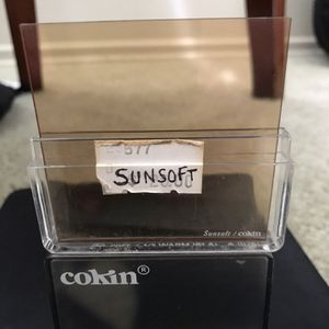 Cokin 694 Sunsoft (A694) Filter for Sale in Pasadena, CA