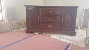 Antique Furniture, very well designed, 5 spacious drawers. Length 29 inches, width 52 inches for Sale in Richmond, VA