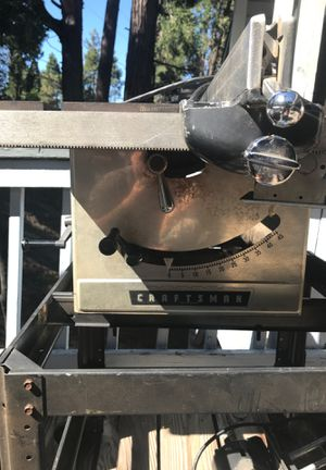 Table saw for Sale in Crestline, CA