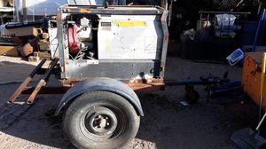 Red-D-arc welder on welder trailer for Sale in Phoenix, AZ