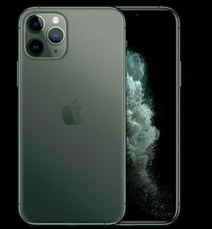 NEW Apple iPhone 11 PRO MAX 64GB Midnight Green GSM & CDMA Unlocked 1 year Apple Warranty for Sale in Doral, FL