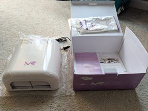 NEW Melody Susie Gel Nail Polish Dryer Violet II for Sale in Durham, NC