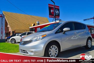 2015 Nissan Versa Note for Sale in Moreno Valley,  CA