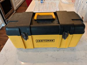 Craftsman Tool Box for Sale in Columbus, OH