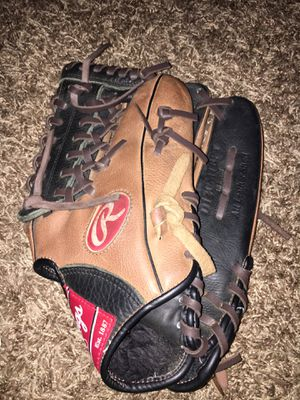 Rawlings D120MTBPT 12 inch all leather shell Baseball glove for Sale in Oceanside, CA