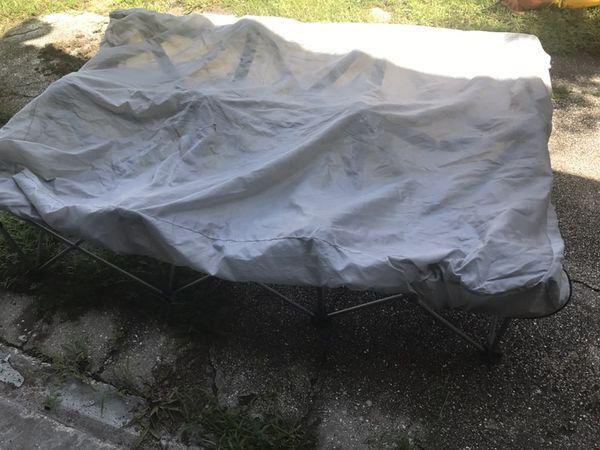 Spring box for air mattress