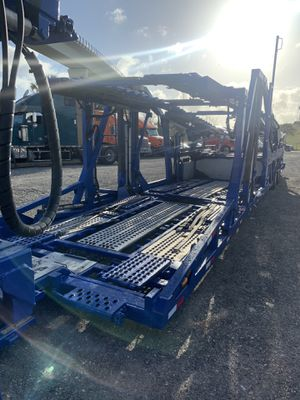 Car carrier trailer for Sale in Miami, FL