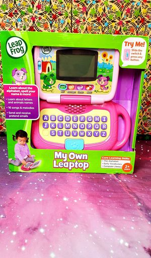 Leap Frog My Own Leaptop Core Learning Skills for Sale in Santa Ana, CA