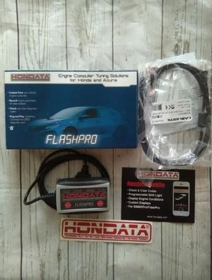 New Hondata Flash Pro ( open only for pictures) for Sale in North Bethesda, MD