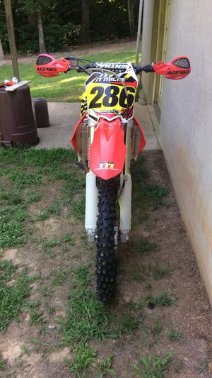 2009 Honda CRF 450R w/title for Sale in Prince Frederick, MD
