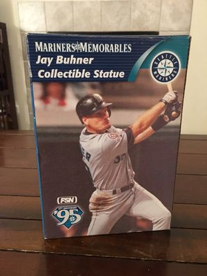 Jay Buhner Collectible statue for Sale in Mill Creek, WA