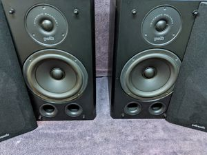 Polk Audio RT5 - Bookshelf Speakers Great Condition for Sale in Suwanee, GA